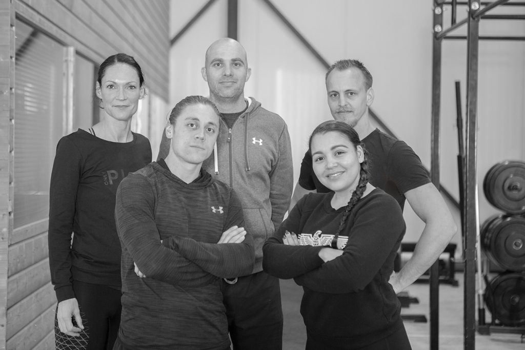 4B Personal Training | Discipline Sports Personal Trainer Amersfoort